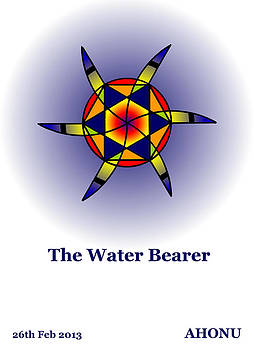 The Water Bearer by Ahonu