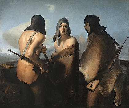 The Water Protectors by Odd Nerdrum