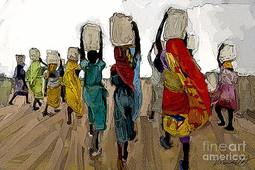 The Water Workers by Vannetta Ferguson