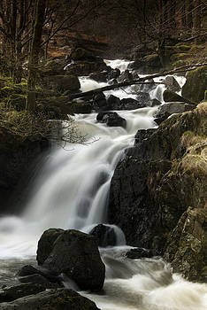 The Waterfall  by Andrew James