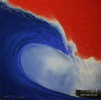 The Wave II by Chris Mackie