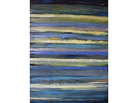 The Waves 2 by Brigitte Roshay