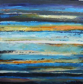The waves by Brigitte Roshay