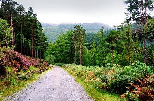 Jenny Rainbow - The Way is Calling. Glendalough. Ireland