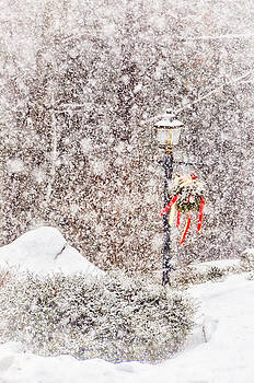 The Weather Outside Is Frightful by Tricia Marchlik