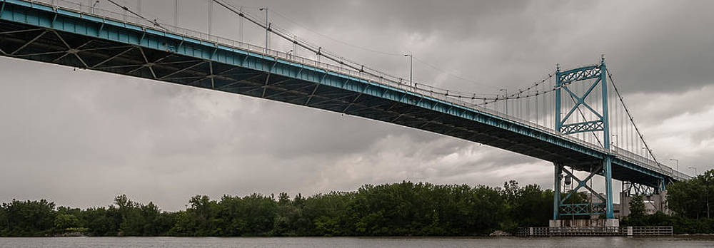 The Weathered Bridge by Josh Blaha