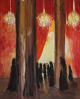 The Wedding by Brigitte Roshay