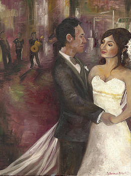 The Wedding by Stephanie Broker