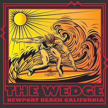 Larry Butterworth - THE WEDGE NEWPORT BEACH CALIFORNIA