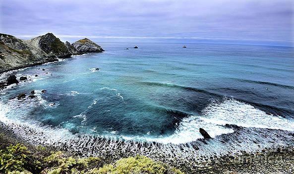 The west coast by Benny Ventura