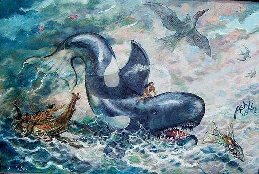 The Whale Chase by Sheila Tibbs
