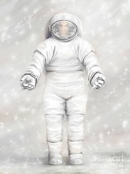 The White Astronaut by Tharsis Artworks