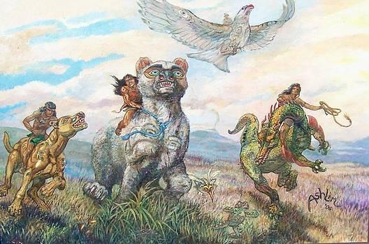 The White Bear by Sheila Tibbs