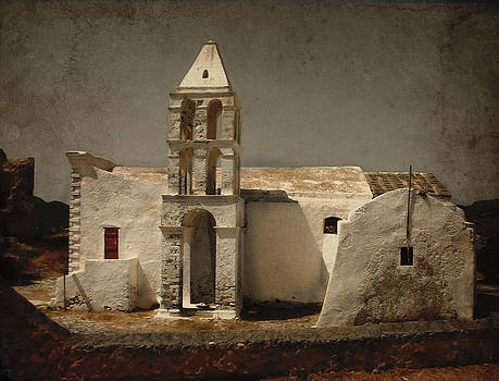 The white church by Christo Christov