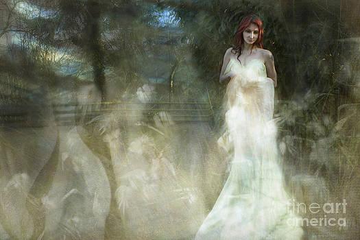 Angel  Tarantella - the white witch