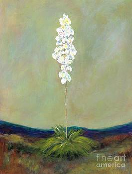 The White Yucca by Frances Marino