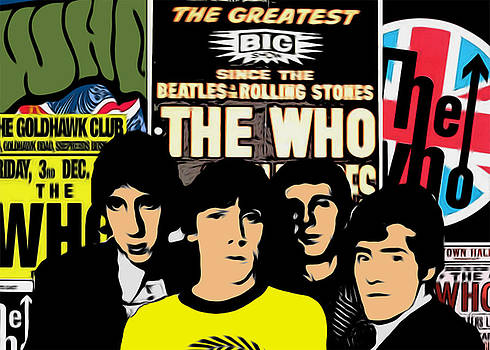 The Who by GR Cotler