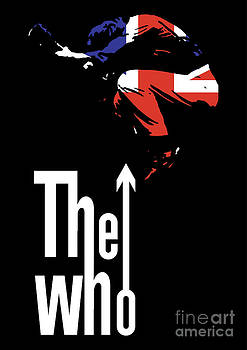 The Who No.01 by Caio Caldas