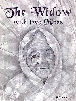 The Widow With Two Mites by Peter Olsen
