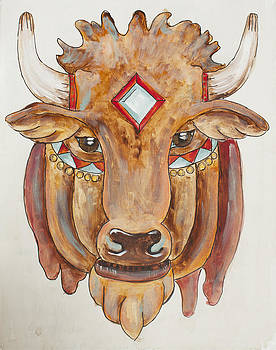 The Wild West Buffalo by Catherine Black