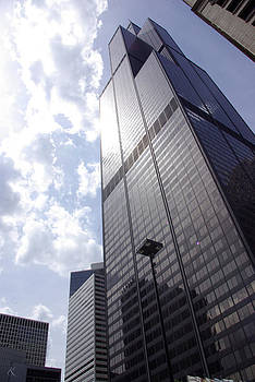 The Willis Tower by Kelly Smith