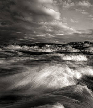 The wind and the sea by Bob Orsillo