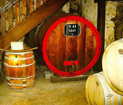 The Wine Cellar by Sotiri Catemis