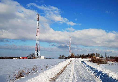 Ramunas Bruzas - The Winter Road