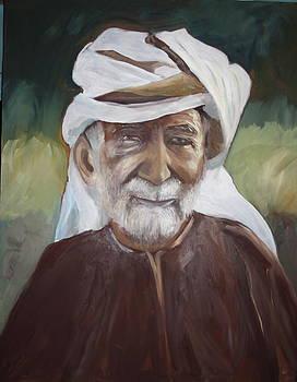 The Wise Man by Brigitte Roshay