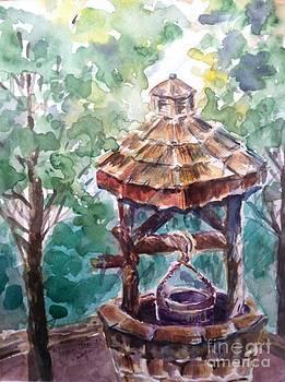 The Wishing Well by Lynn Cheng-Varga