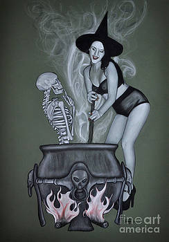 The Witches Brew by Joe Dragt