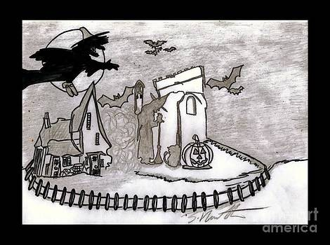 The Witches Halloween by Sylvia Howarth