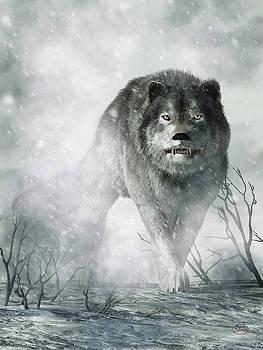 Daniel Eskridge - The Wolf of Winter