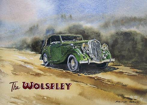 The Wolseley by Roland Byrne