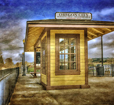 Thom Zehrfeld - The Oregon City Train Depot