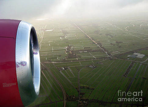 The world from above. Holland by Ausra Huntington nee Paulauskaite