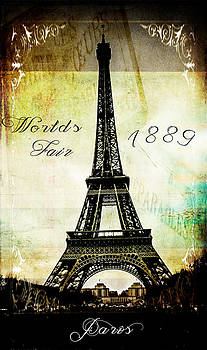 The Worlds Fair of 1889 by Steven  Taylor