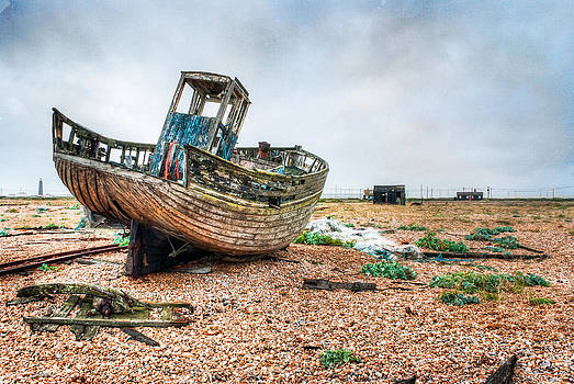The Wreck by Trevor Wintle
