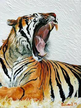 The Yawn by Sarah Soward