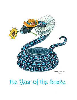 the Year of the Snake by Nonna Mynatt