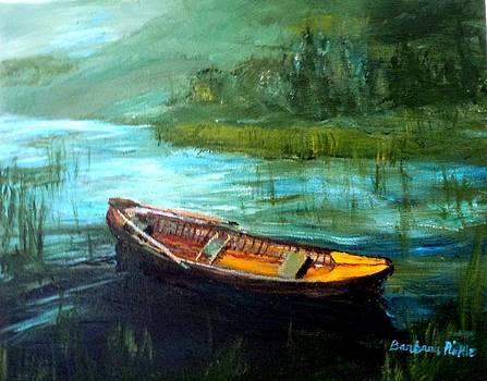 The Yellow Canoe by Barbara Pirkle