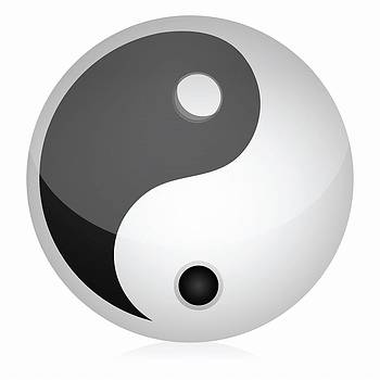 The Yin And Yang Of It by Anne Marie Baugh