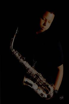 The Young Sax Man by Rick Brandon
