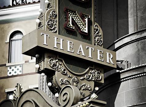 Ricky Barnard - Theater