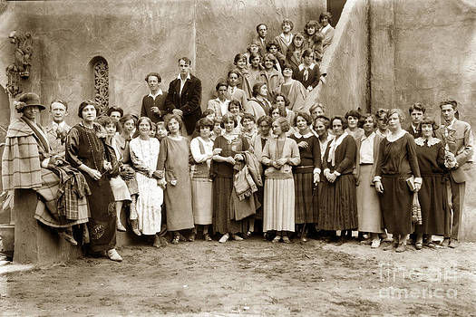 California Views Mr Pat Hathaway Archives - Theatre of the Golden Bough Carmel California Circa 1924