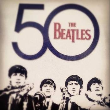 #thebeatles #50 #johnlennon by David S Chang