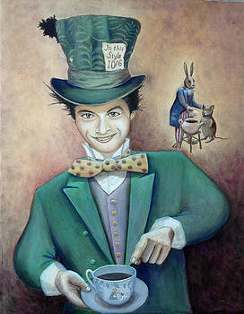 The Hatter by Mr Dill