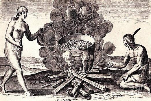 Peter Gumaer Ogden - Their Seetheynge of Their Meate in Earthen Pottes