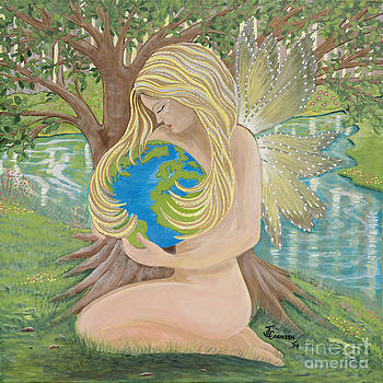 Thelema by Janis  Cornish
