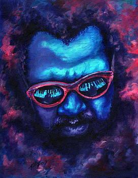 Thelonious Monk by Kathleen Kelly Thompson